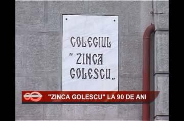 Sărbatoare la Zinca Golescu